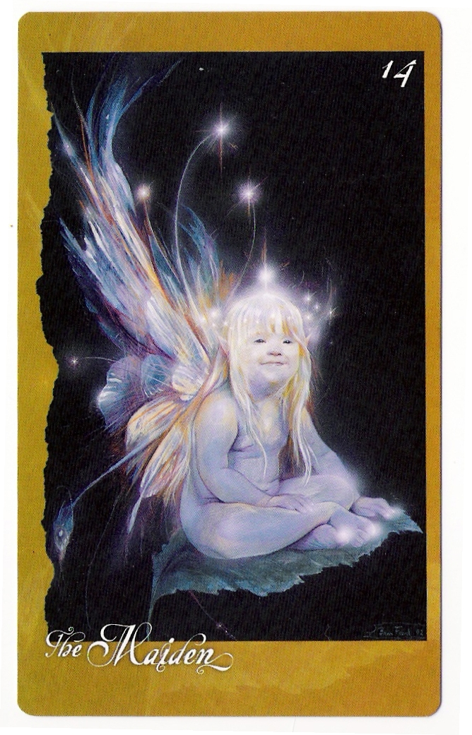 The Faerie Of Naughtiness – Archangel Oracle |Faery Oracle