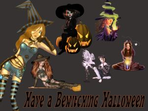 Halloween Wallpaper 4-2009